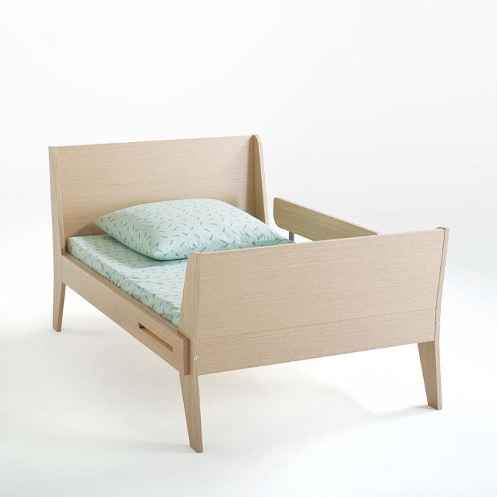 lit volutif oaky ch ne la redoute interieurs la redoute. Black Bedroom Furniture Sets. Home Design Ideas