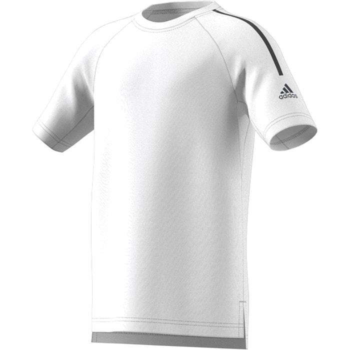 Image T-shirt scollo rotondo, maniche corte ADIDAS
