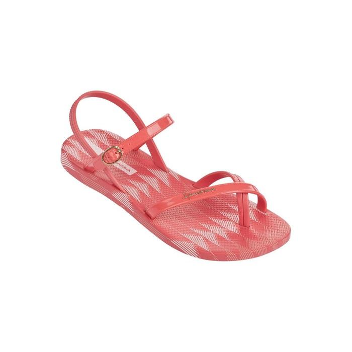 Sandales enfant fashion sand iv  rouge Ipanema  La Redoute