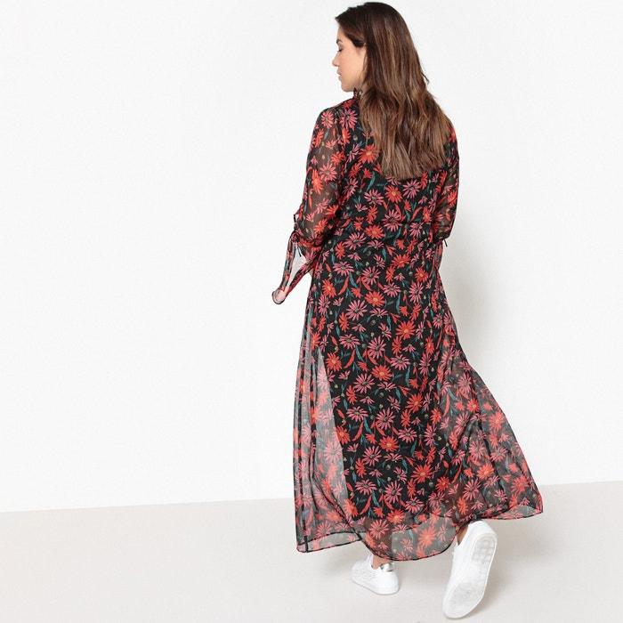 CASTALUNA floral CASTALUNA Vestido Vestido estampado largo Hq57vwx