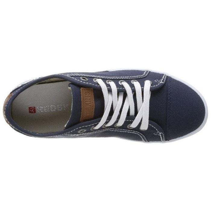 0a3d52edcea7c Chaussure redskins gs276xl hobbol cadet navy bleu Redskins | La Redoute