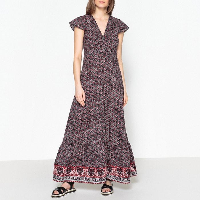 Valour Floral Print Maxi Dress  JOLIE JOLIE PETITE MENDIGOTE image 0