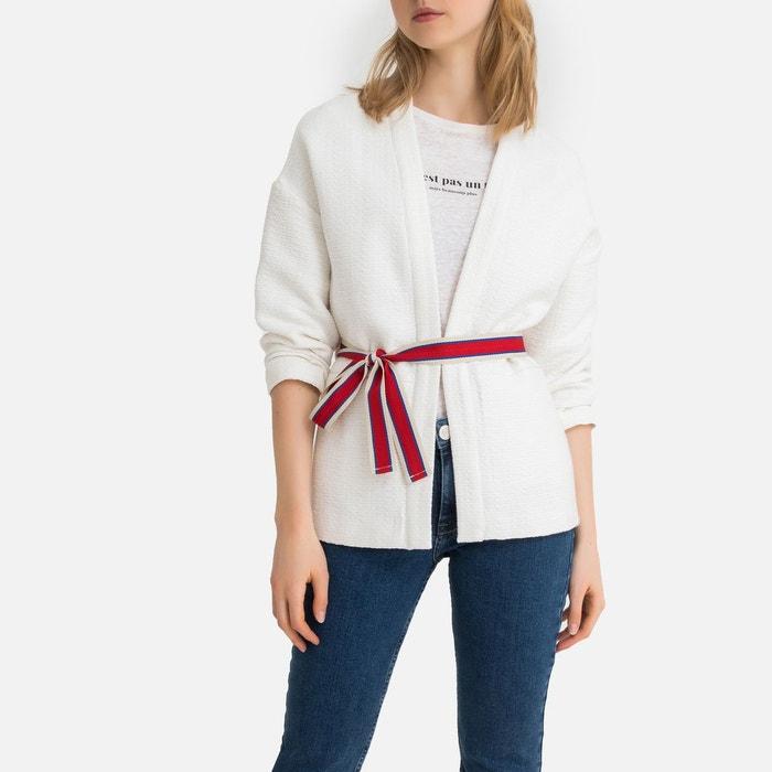 df522361fdfd4 Veste kimono longue, coupe ample