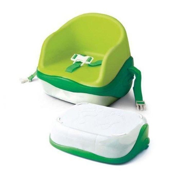 rehausseur avec marchepied vert blanc dbb remond couleur unique dbb remond la redoute. Black Bedroom Furniture Sets. Home Design Ideas