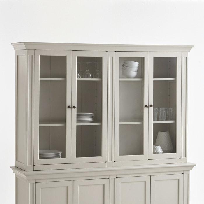 afbeelding Vitrinekast met 4 deuren, Adélia La Redoute Interieurs