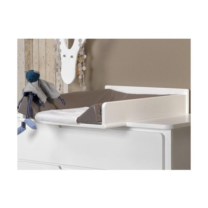 plan langer bonheur blanc chambrekids la redoute. Black Bedroom Furniture Sets. Home Design Ideas