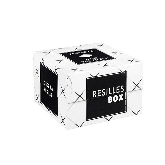 Boîte cadeau collants et socquettes résille  DIM image 0