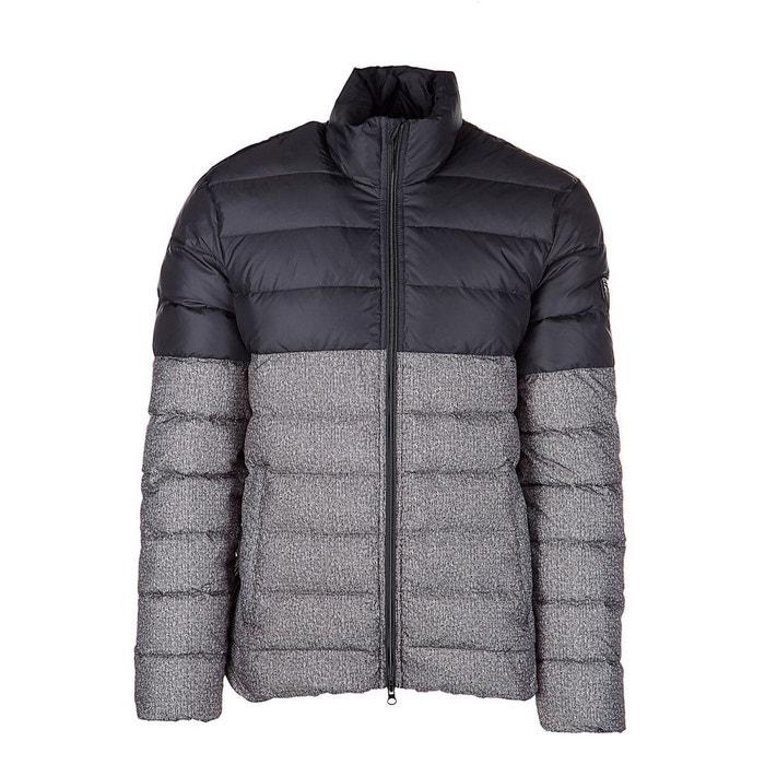 Blouson polyester gris Emporio Armani Ea7   La Redoute dd4851317a0