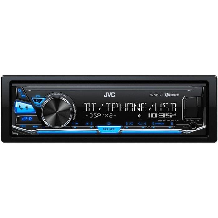 Autoradio CD JVC KD-X341 BT