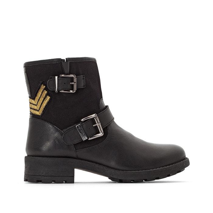 Lakao Leather Ankle Boots  LES TROPEZIENNES PAR M.BELARBI image 0