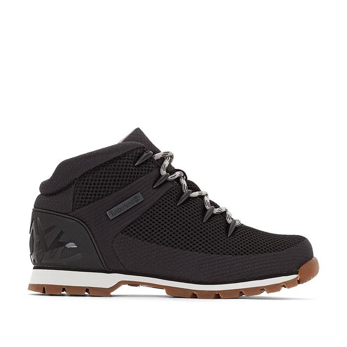 Image Boots en cuir à lacets 1460 TIMBERLAND