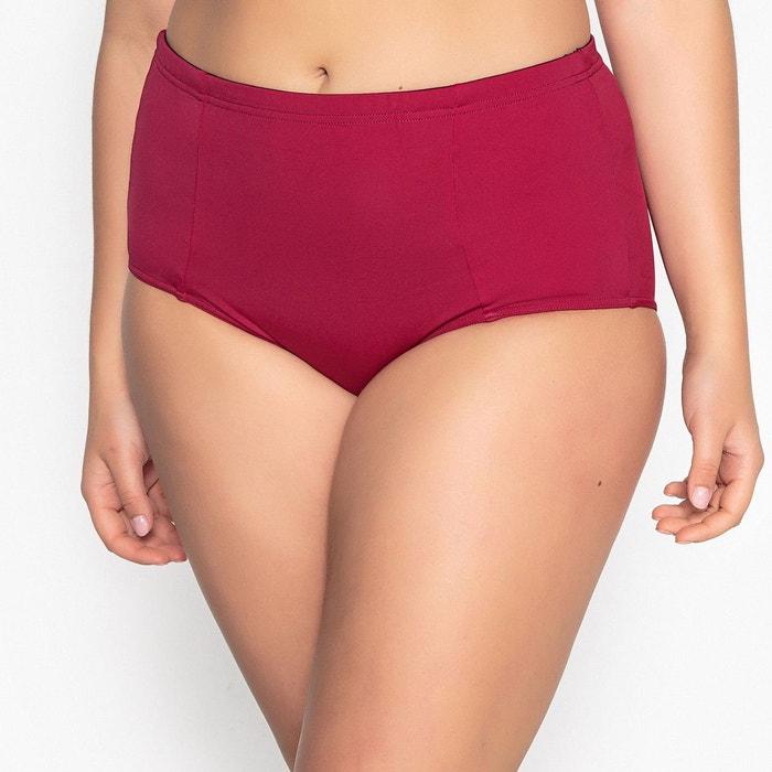 Bas de maillot de bain culotte gainante taille hau  CASTALUNA image 0