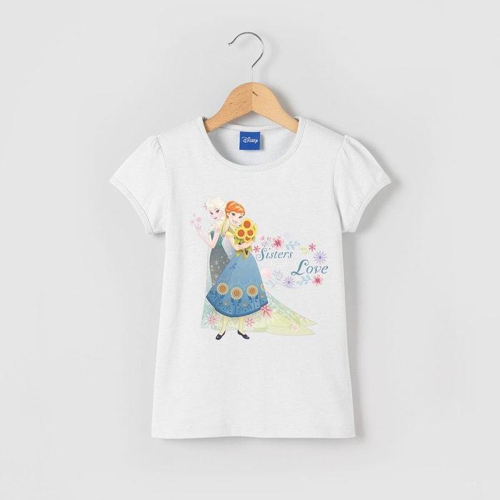 T-shirt LA REINE DES NEIGES 2-12 ans