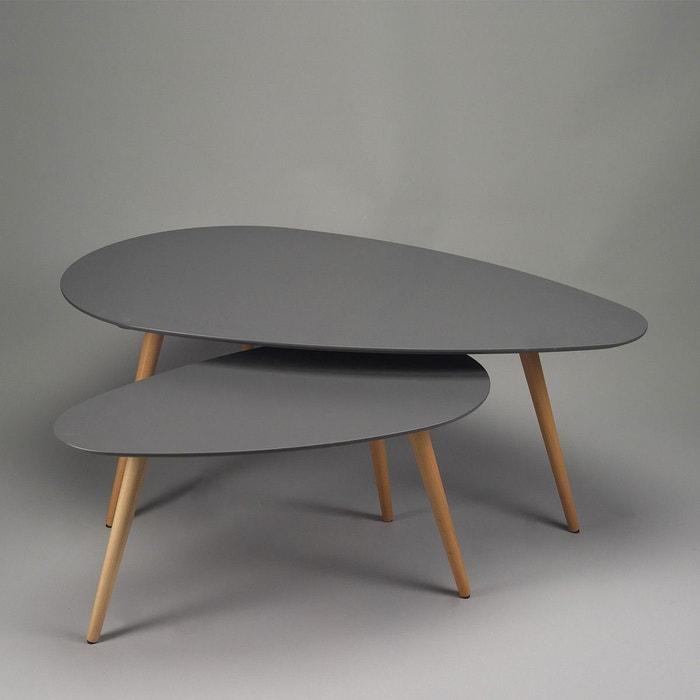 tables basses gigognes design s lection zendart zendart. Black Bedroom Furniture Sets. Home Design Ideas
