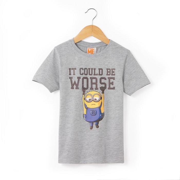 afbeelding Bedrukt T-shirt LES MINIONS