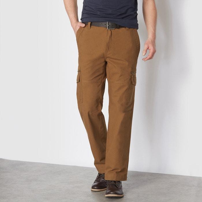 Image Combat Trousers with Elasticated Waist CASTALUNA FOR MEN