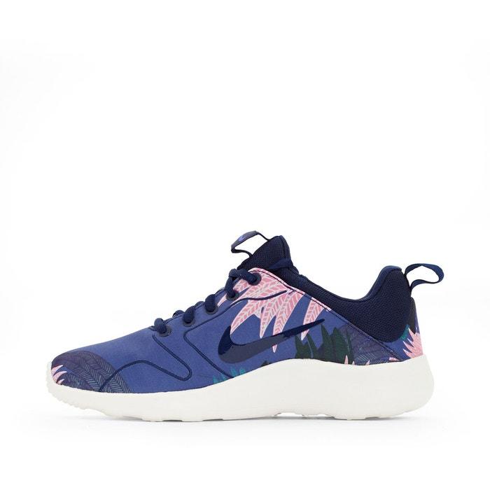 Baskets toile bleu Nike