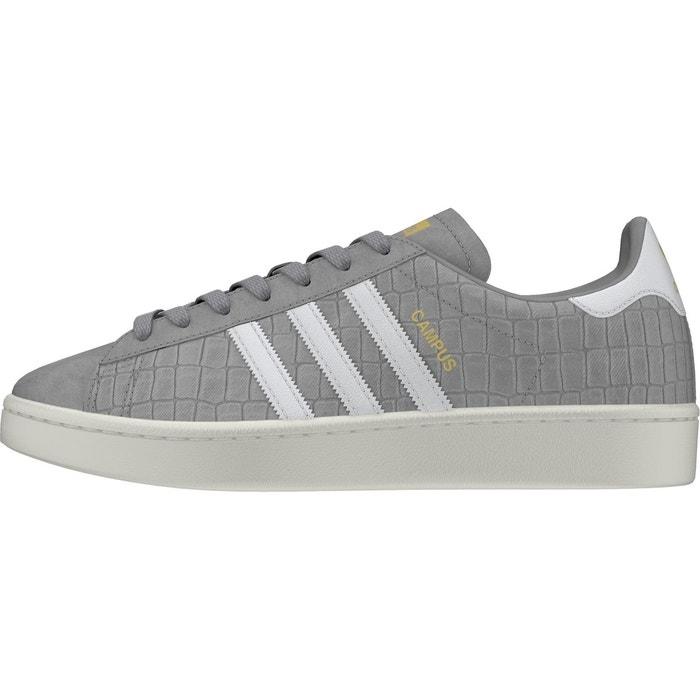Chaussures adidas campus w grise gris Adidas Originals