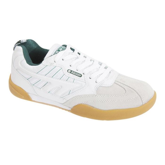 Hi  tec chaussures de squash blanc Hi-Tec