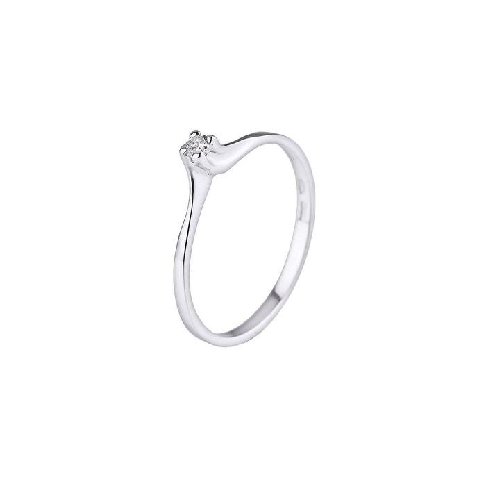 Sortie D'usine Pas Cher Drop Shipping Bague solitaire diamant Magasin De Sortie Pour sortie FIpjv30