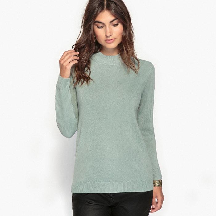 Pullover, Stehkragen, Kaschmir-Touch  ANNE WEYBURN image 0