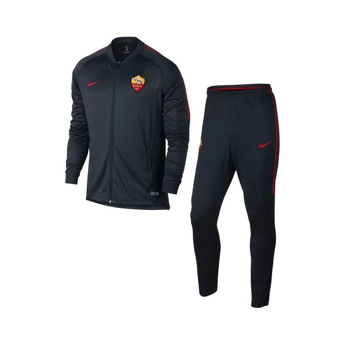 Survêtement as roma squad noir noir Nike La Rougeoute