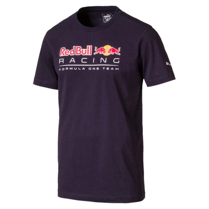 redondo manga con Camiseta de cuello bull corta PUMA Red na1Zq4