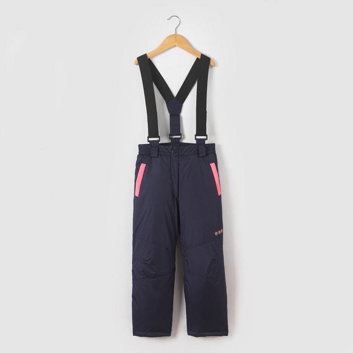 Image Pantalon de ski à bretelles 3 - 16 ans La Redoute Collections