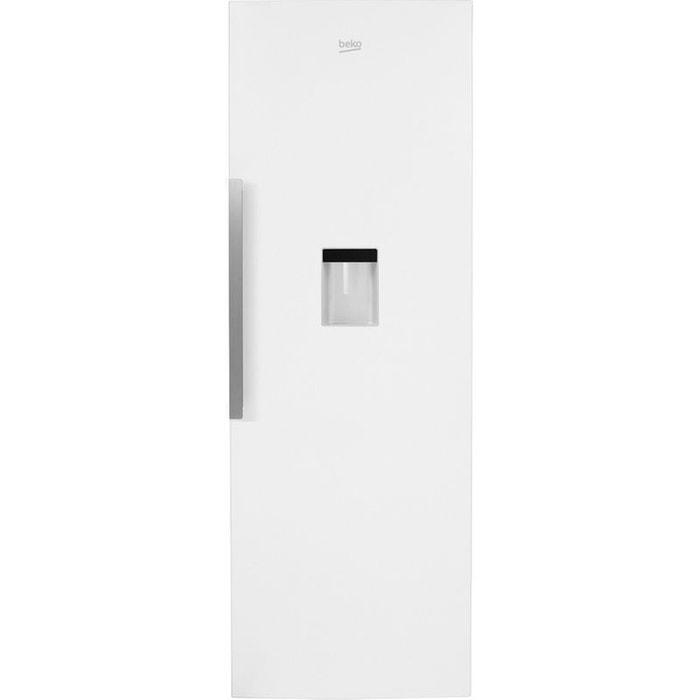 r frig rateur 1 porte beko rsse415m23dw couleur unique beko la redoute. Black Bedroom Furniture Sets. Home Design Ideas