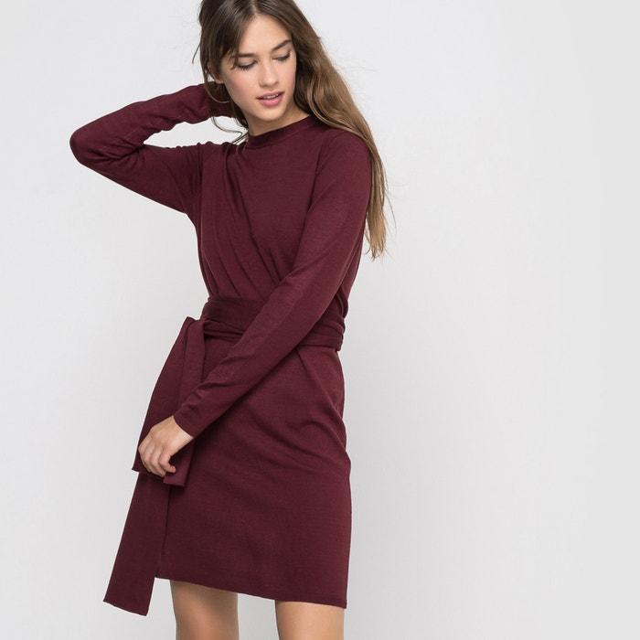 Image Robe  tricot nouée R édition