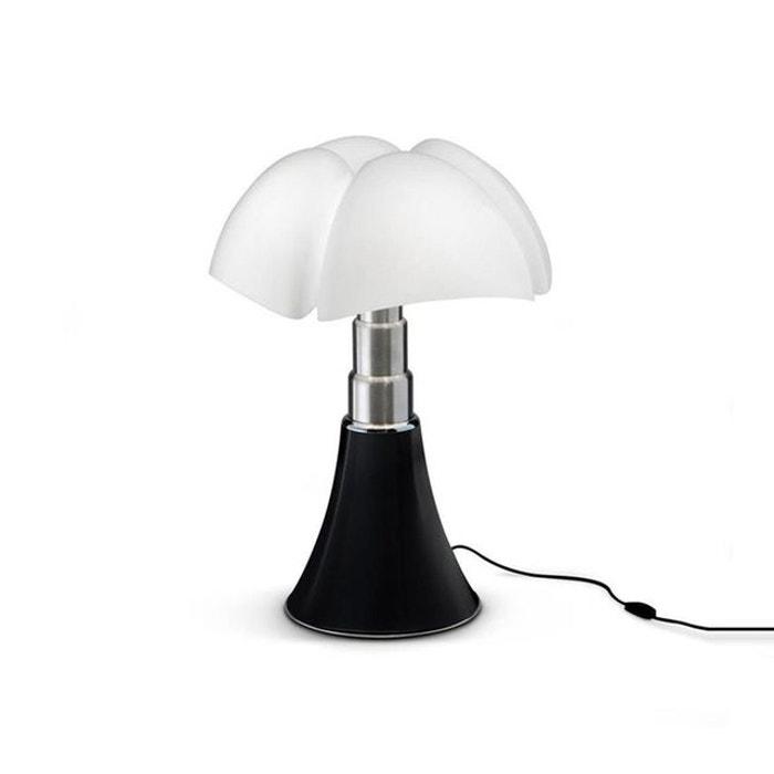 Pipistrello Noir Designé H35cm Mat Martinelli Mini Lampe Led Luce VpSUzLqMG