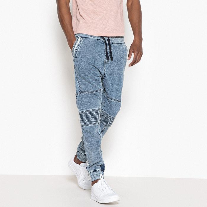 Pantaloni pantajogger in tessuto felpato  La Redoute Collections image 0