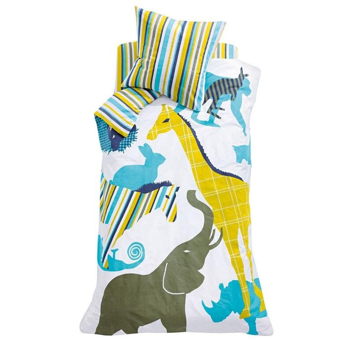 taie d oreiller enfant animo la redoute interieurs la redoute. Black Bedroom Furniture Sets. Home Design Ideas