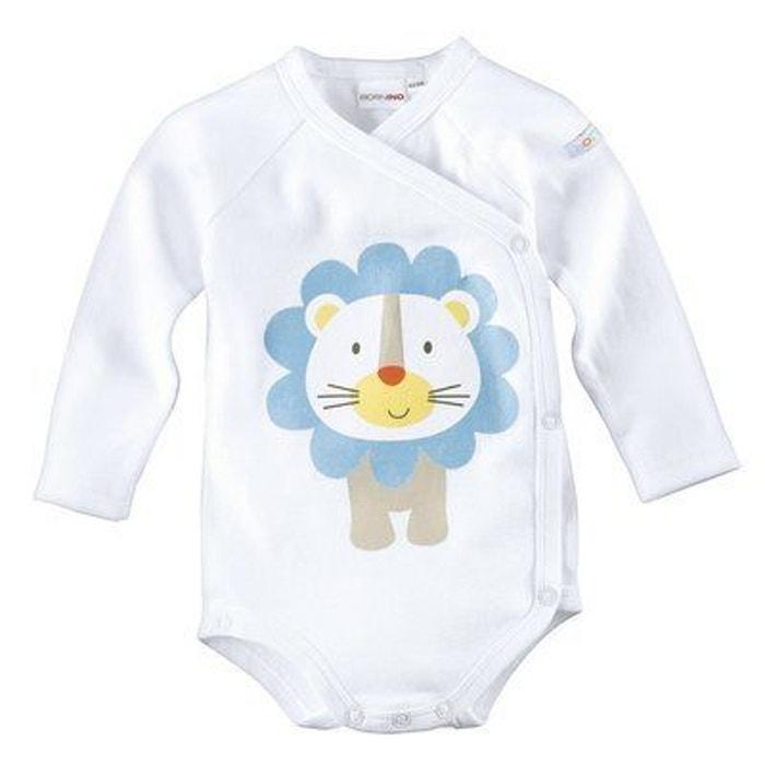 Bornino body de naissance bébé blanc Bornino  ab6b8c241ff
