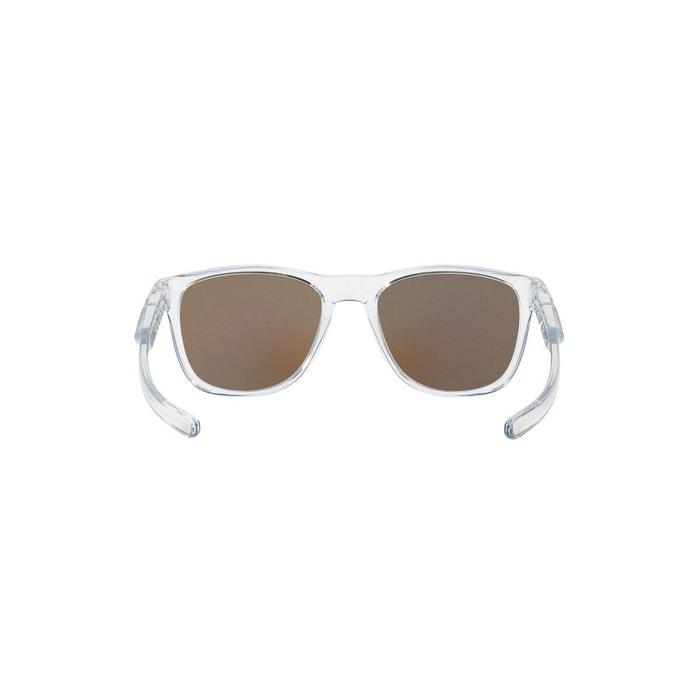 4fbe680d6f90fe Lunettes de soleil trillbe x transparent Oakley   La Redoute