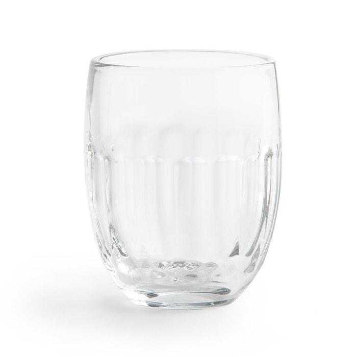 Lot de 6 gobelets en verre Alchyse  AM.PM image 0