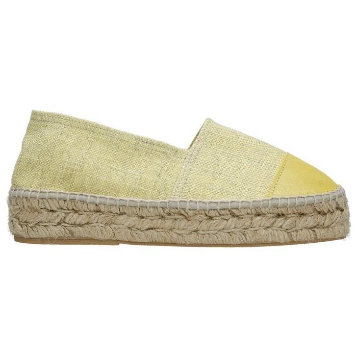 Espadrille nyx jaune citron Polka Shoes Offres En Vente En Ligne Prise De Livraison Gratuite VvQW6