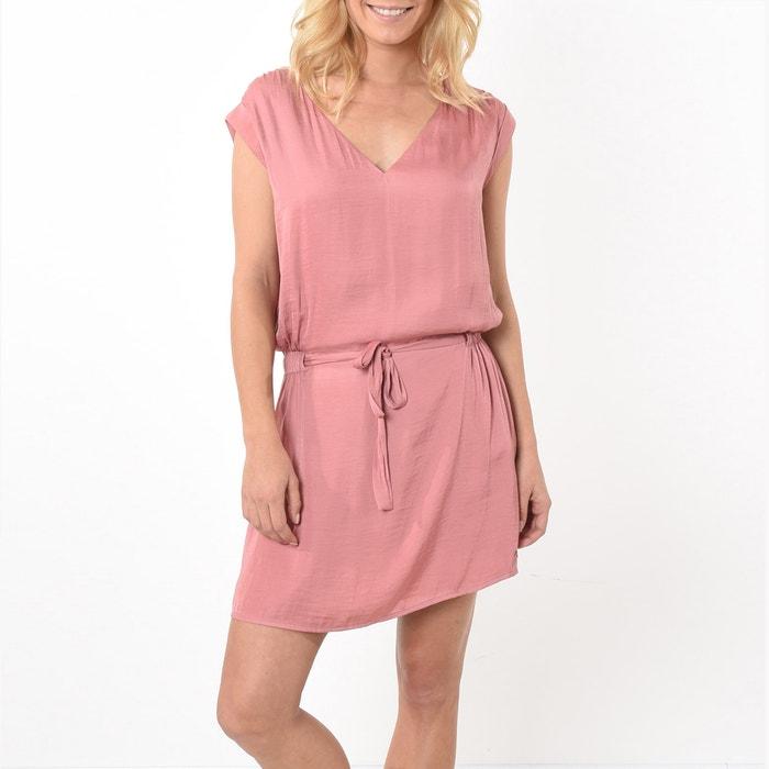 Image Plain Short Sleeveless Dress KAPORAL 5