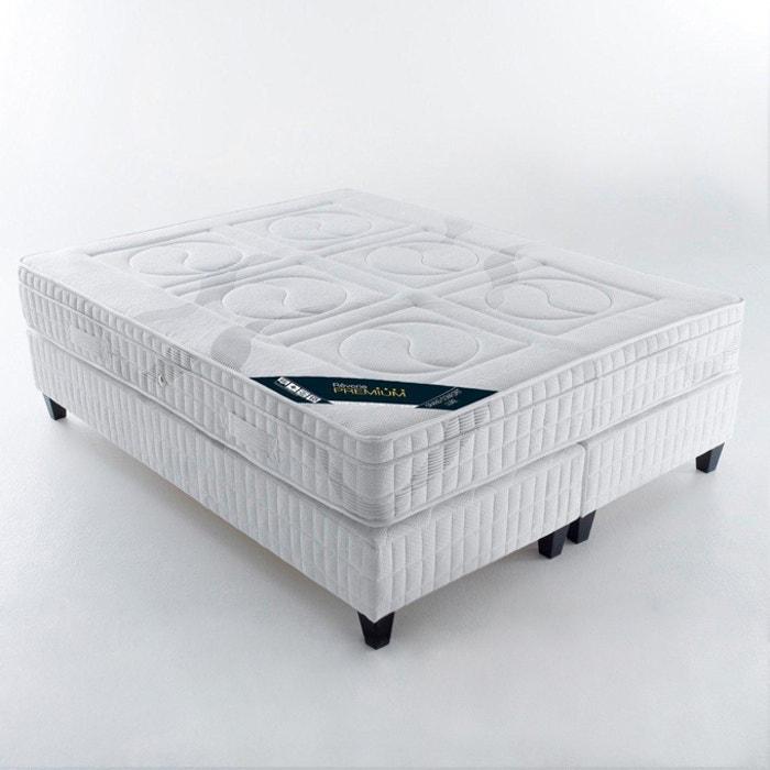 Image Matelas mousse, grand confort luxe équilibré, avec surmatelas intégré REVERIE