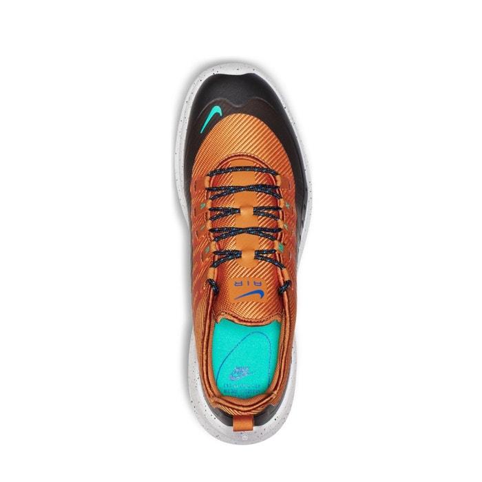 b98911653d2df Zapatillas nike air max axis premium marrón negro Nike
