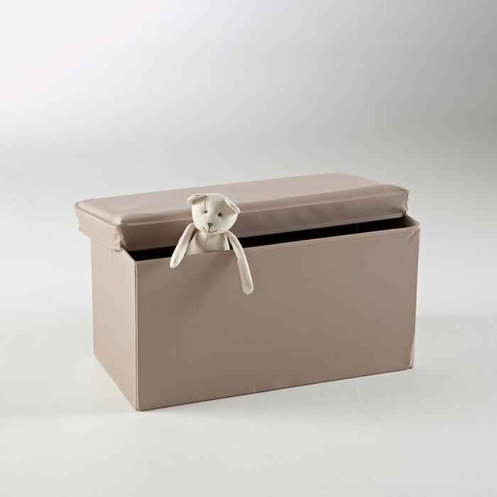 Banco baúl de almacenaje plegable, Toudou  La Redoute Interieurs image 0