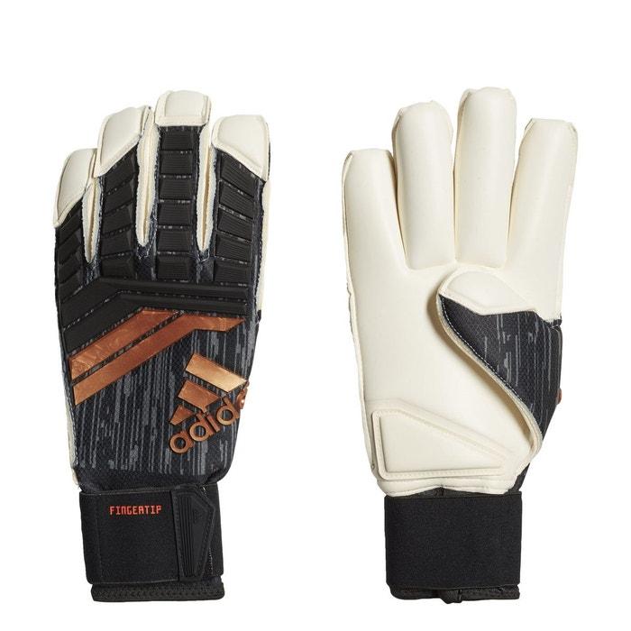 Gants predator 18 fingertip noir Adidas Performance | La Redoute Grande Vente En Ligne 5L6ug0LaK