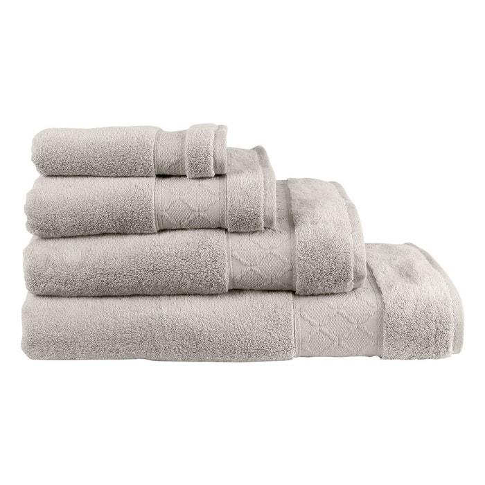 serviette de bain caresse 100 coton le jacquard francais la redoute. Black Bedroom Furniture Sets. Home Design Ideas