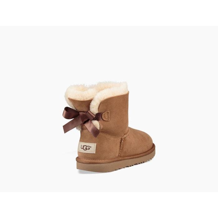 Boots Fourrées Mini Bailey Bow IIUGG M0sB1wJV