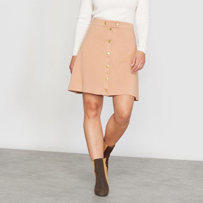 Image Milano Knit A-Line Skirt CASTALUNA