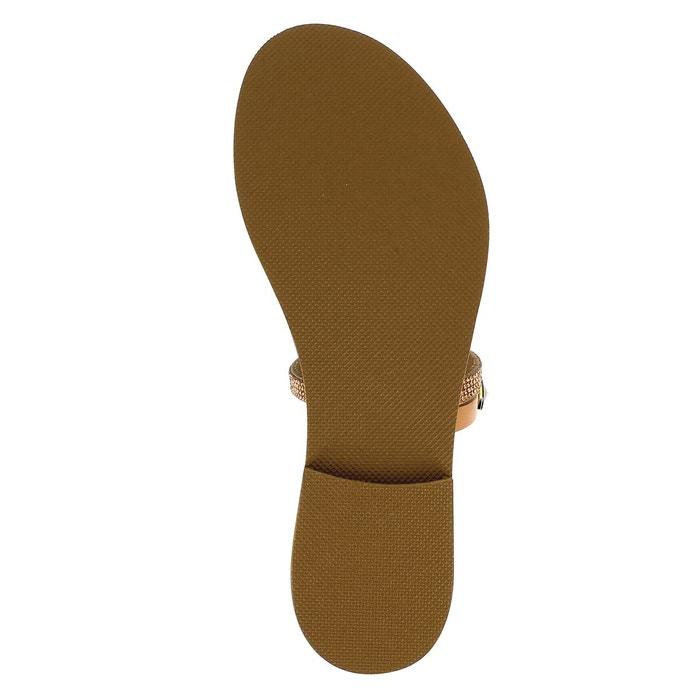Sandale femme nude Evita