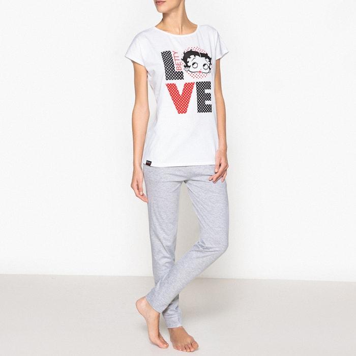 afbeelding Pyjama Betty Boop BETTY BOOP