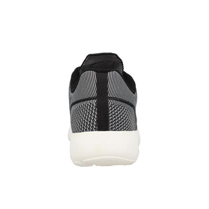 Basket super yarknit noir / gris foncé Asfvlt