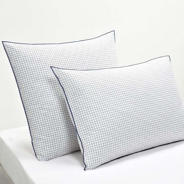 Image Taie d'oreiller imprimée percale de coton, Moril La Redoute Interieurs