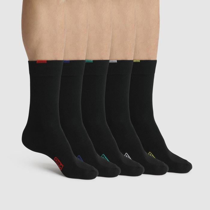 Pack of 5 Pairs of Eco Socks  DIM image 0